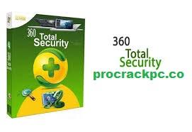 360 Total Security Essential 8.8.0.1119 Crack