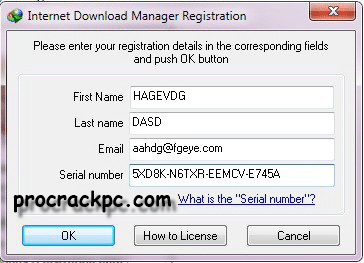 How to Register IDM Cracked Version