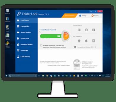 Folder Lock 7.7.9 Crack Keygen with Torrent Full Download