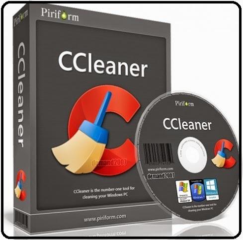 CCleaner 5.40.6411 Pro Crack + Keygen