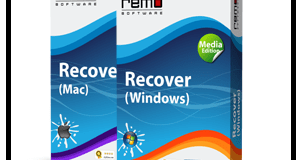 Remo Recover Keygen With Crack Free Download [Windows+MAC]