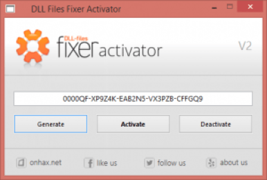 dll files Fixer Serial