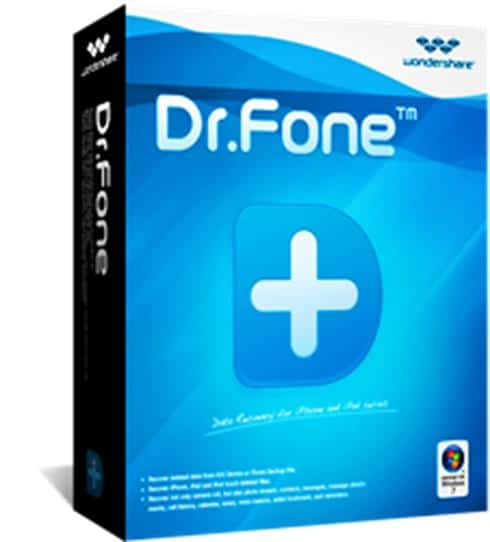 Wondershare Dr.Fone Toolkit 9.1.3 Crack
