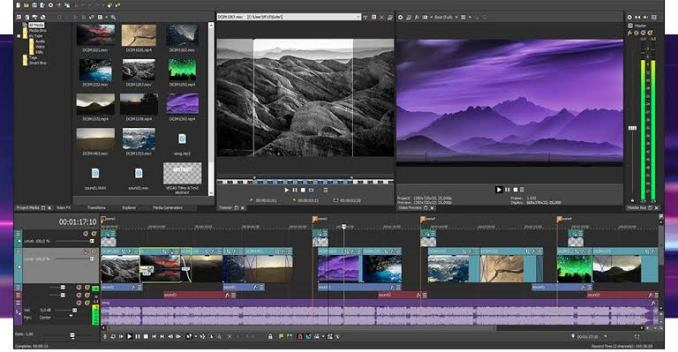 MAGIX VEGAS Pro Crack With Registration Code