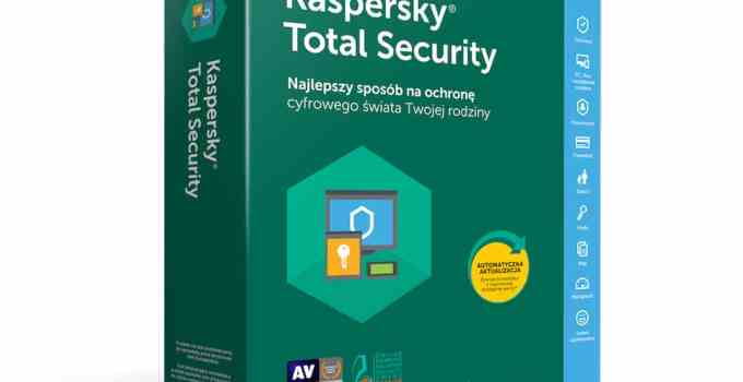 Kaspersky Total Security Crack With License Key