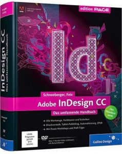 Adobe InDesign CC Crack With Serial Key