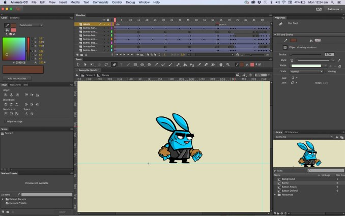 Adobe Animate CC Crack With Activation Code