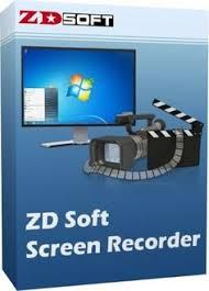 ZD Soft Screen Recorder Crack With Serial Key