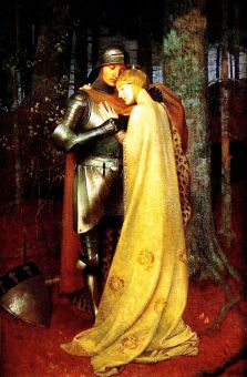 Aucassin and Nicolette Marianne Stokes