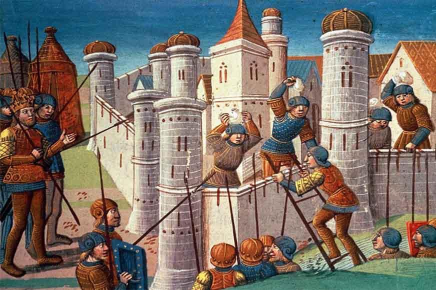 como fue la caida de Constantinopla