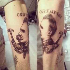 Nietzsche y el martillo