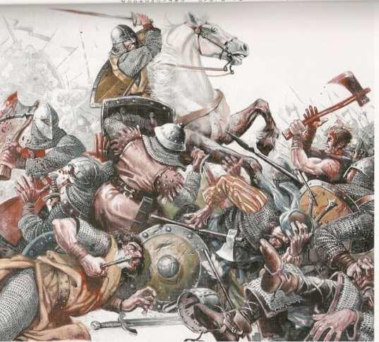 cid en batalla