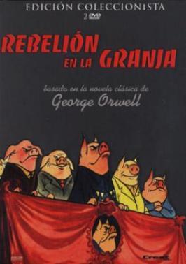 Resultado de imagen de portada rebelion en la granja
