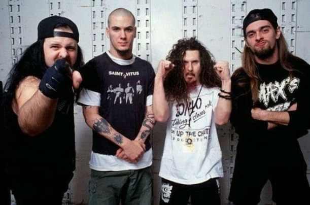 Banda de metal Pantera