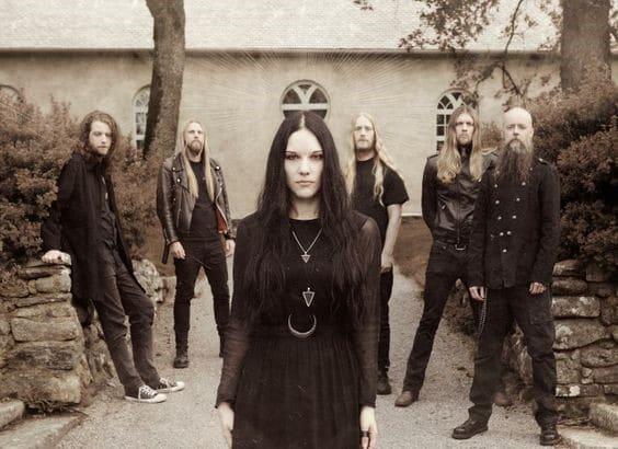 Darconian banda doom metal
