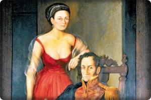 Manuela y Simón