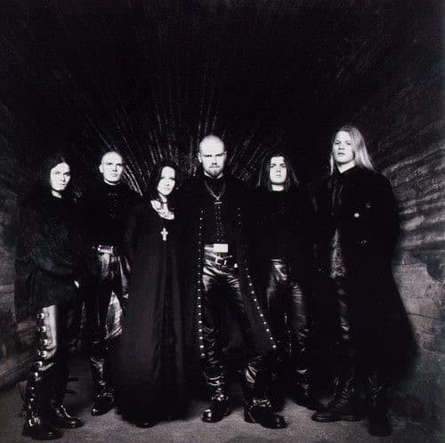 banda Tristrania - Gothic metal