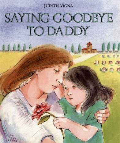 Diciéndole adiós a papá. Imagen tomada de pinterest.