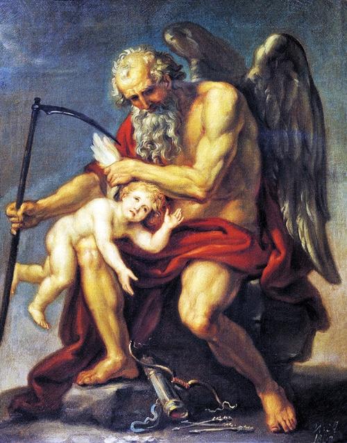 origen de saturnalia con el dios saturno