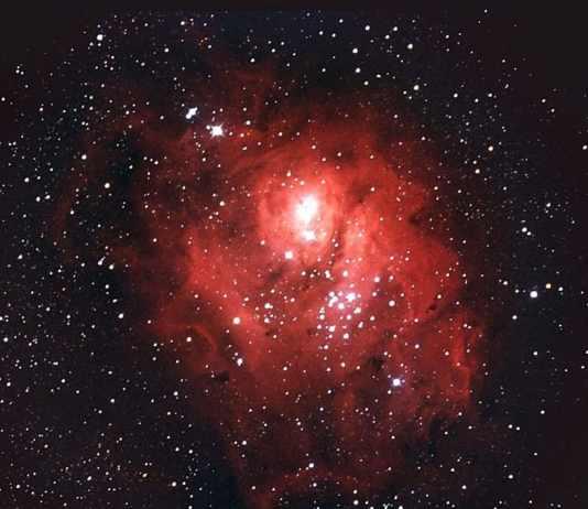 Nebulosa Laguna