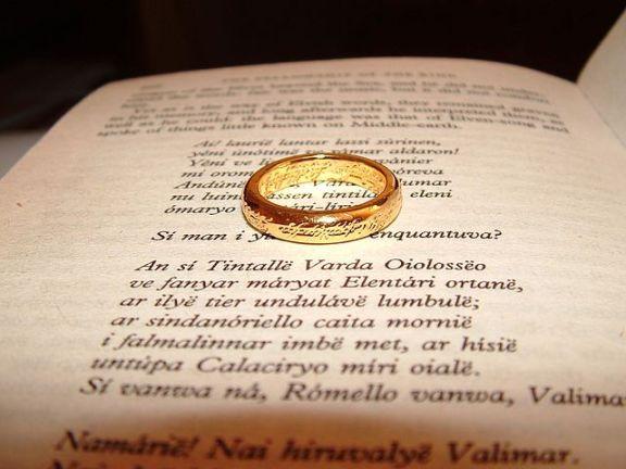El señor de los anillos, el anillo unico