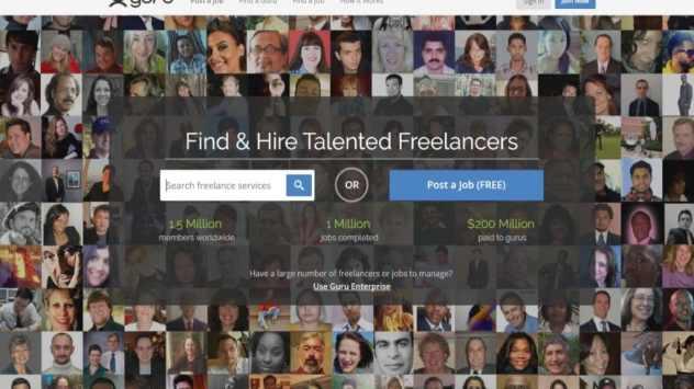Guru para freelancers