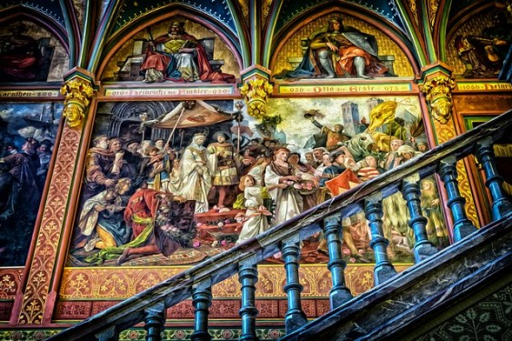 iglesia y religión