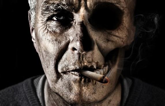 fumar es malo