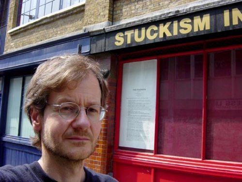 stuckismo creador