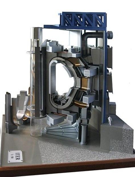 reactor del ITER