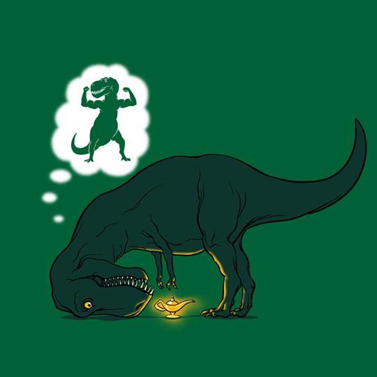 dinosaurios de brazos cortos