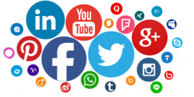 Redes sociales Estados