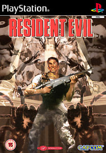 Resident evil playstatio1