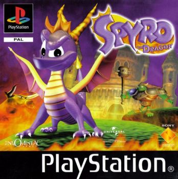 spyro_the_dragon PlayStation
