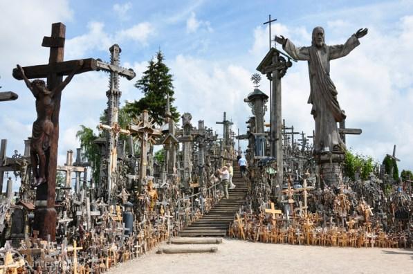 Colina Cruces Lituania