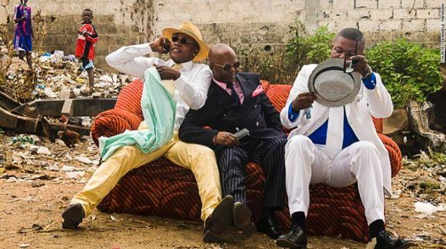 Dandismo Congo África