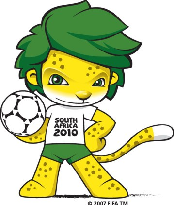 mascota fútbol