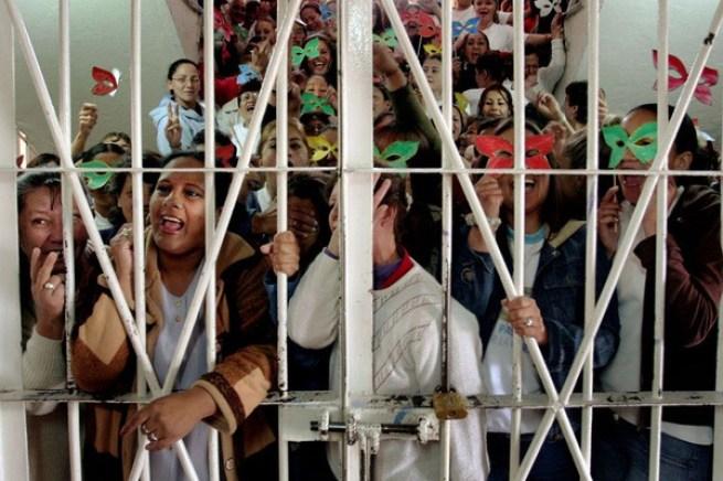 Mujer Cultura Prisión