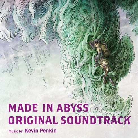 Portada del CD made in abyss