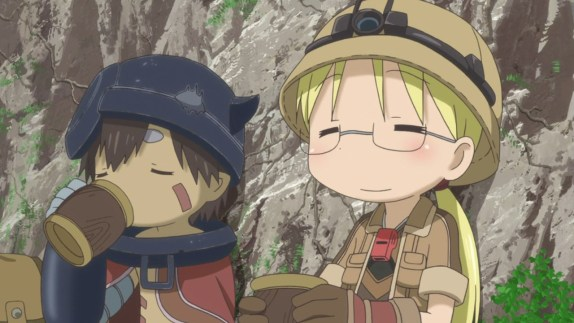 Momento tranquilo made in abyss