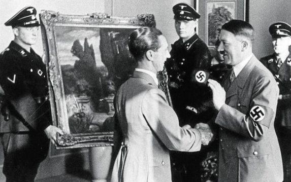 Guerra Obras Arte