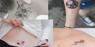 tatuajes pequeños de mujeres