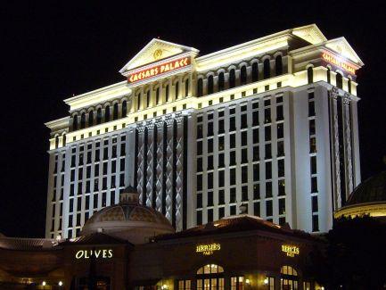 Hotel temático de Las Vegas Caesar's Palace