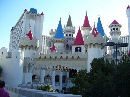 Hotel temático de Las Vegas Excalibur