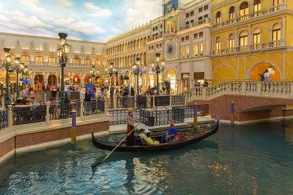 Hotel temático de Las Vegas The Venetian