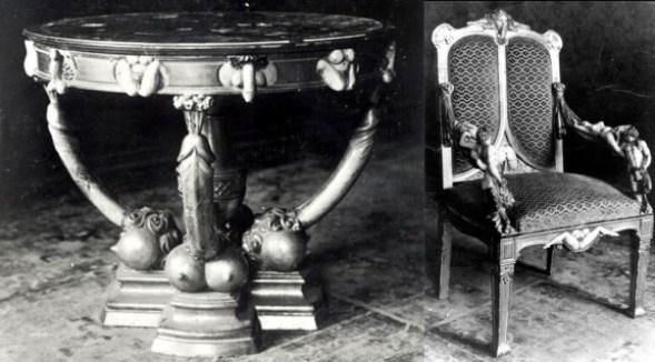 habitación sexual Catalina II