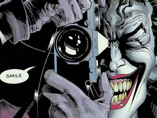 The Joker Cartoon