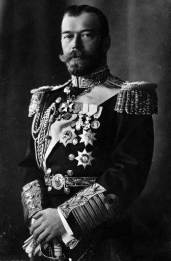Nicolás II Rusia