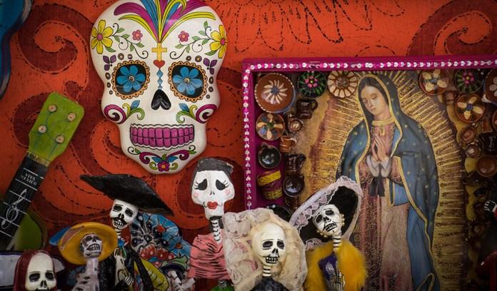 Día de los Muertos México