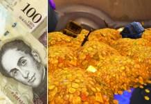 Gold farming economía Venezuela